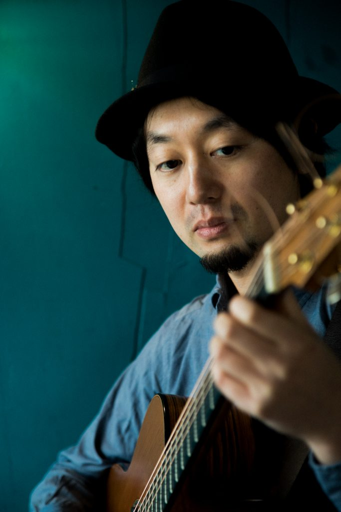 第3回 ギタリスト・作曲家 福江元太 | 岡山音楽のおと